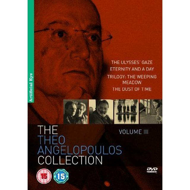 The Theo Angelopoulos Collection Vol 3 (5 Discs) [DVD]